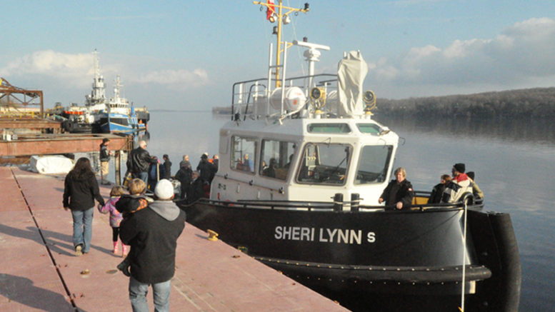 Picton Terminals makes significant investment in new 65-foot tugboat