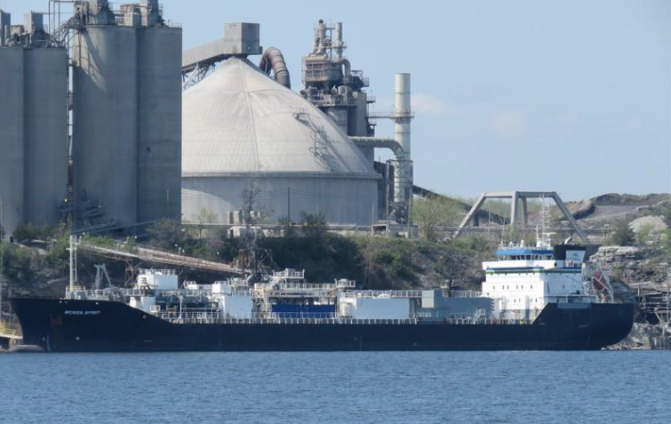 Stephen B  Roman taken out of service, likely to be scrapped