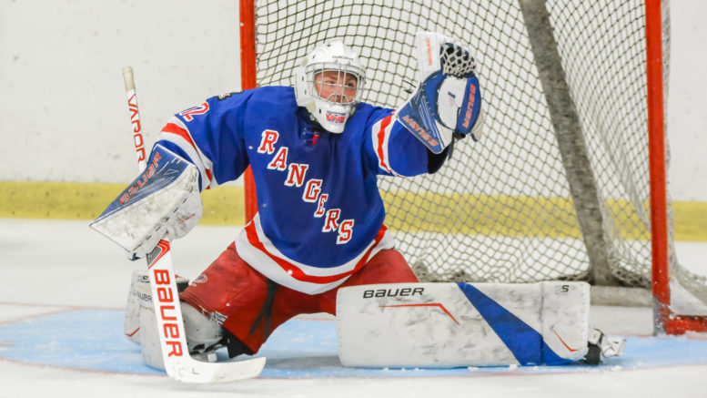 Alexander Sets New Mark For Shutouts In The Ontario Junior Hockey League