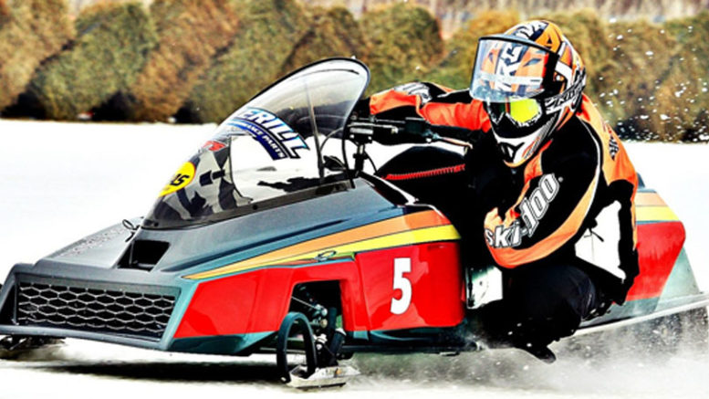 Sand Dunes Cup brings snowmobile racers to West Lake this